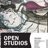 Art and Art History Open Studios