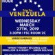 Global Community Hour: Trip to Venezuela
