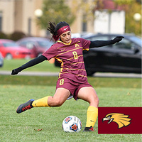 University of Minnesota Crookston Women's Soccer vs Upper Iowa University - Show Your NFL Pride!