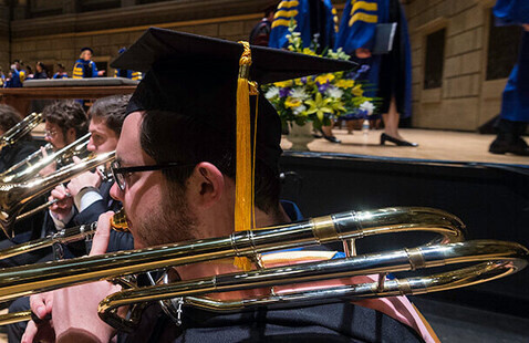 Eastman School of Music Commencement Ceremony