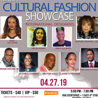 Tim Reid's 2019 Cultural Fashion Showcase