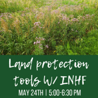 Class: Land protection tools W/ the Iowa Natural Heritage Foundation