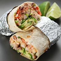 Build Your Own Burrito Night | Dining Services