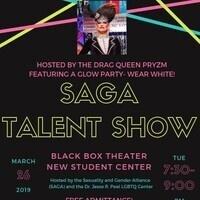 SAGA Talent Show