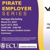 Pirate Employer Series - Vantage Marketing