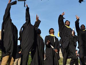 Commencement: Graduate Ceremony