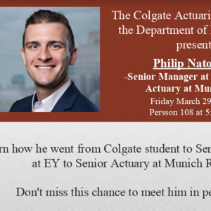 Meet an Actuary: Phlip Natoli