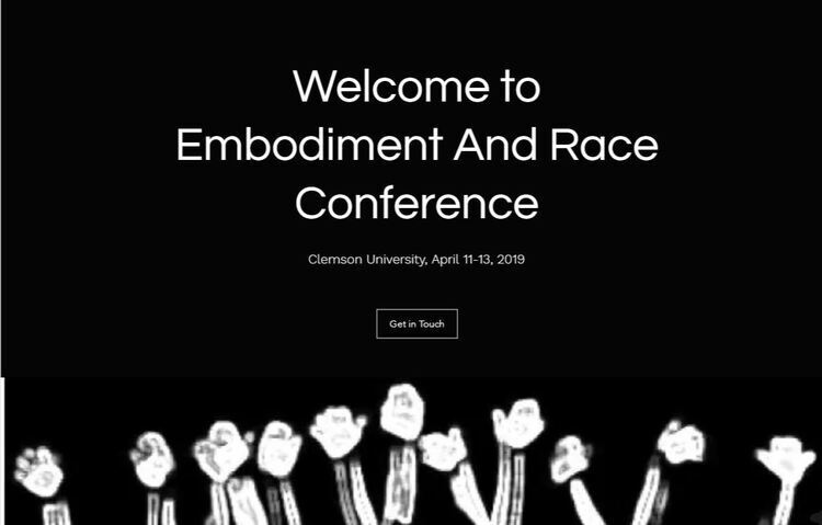 Embodiment and Race Conference, April 11-13, 2019
