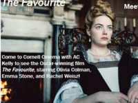 The Favourite at Cornell Cinema