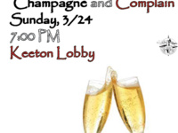 Champagne and Complain