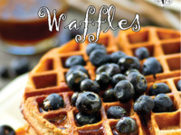 Study Break: Waffles
