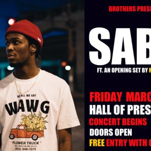 SABA Concert