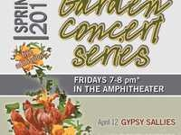 Cancelled- Spring Garden Concert Series: Gypsy Sallies