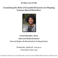 HHMI Visiting Scholar: Dr. Teniel Ramikie | Interdisciplinary Programs