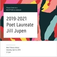 Poet Laureate Reception