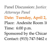 "Panel Discussion: ""Justice for Workers: Labor and Employment Attorneys Panel"""