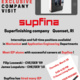Supfina Company Visit