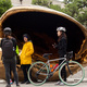 Landmarks Docent-Led Bike Tour