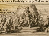"Jennie Row, ""The Body Perfect: Aesthetics, Biopolitics and Disability in Early Modern France"""