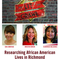Researching African American Lives in Richmond | RVA LitCrawl