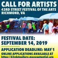 Call For Artists 43rd Street Festival of the Arts