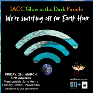 IACC Glow in the Dark Parade