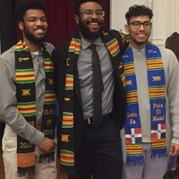 Genesis Stole Presentation for Graduating Students of Color