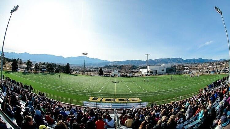UCCS Men's Soccer vs Dixie State