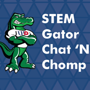 STEM Gator Chat 'N Chomp