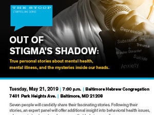 Stoop Storytelling - Out of Stigma's Shadow
