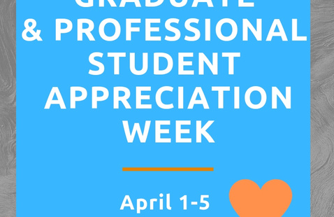 Graduate & Professional Student Appreciation Week: Breakfast with your GSS