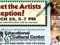 Meet the Artists Reception