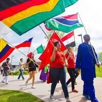 Parade of Flags - Global Cultural Festival