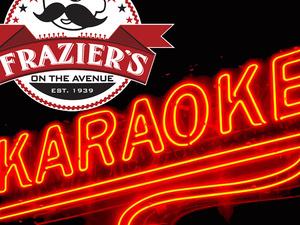 Karaoke at Frazier's