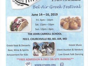 Bel Air Greek Festival