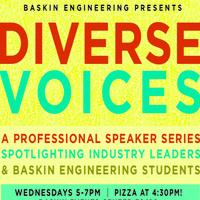 Diverse Voices professional speaker series