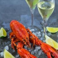 Virtual Seafood Buffet & Auction