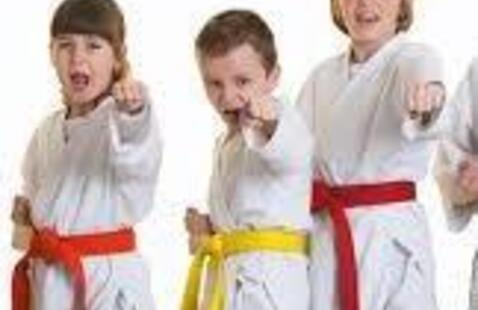 Karate for Teens