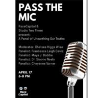Pass the Mic Panel Talk