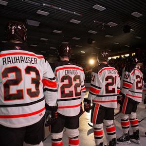 BGSU Hockey Watch Party