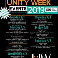 Unity Week!