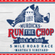 Murdick's Run the Chop Challenge