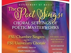 Chamber Singers & University Chorale Concert