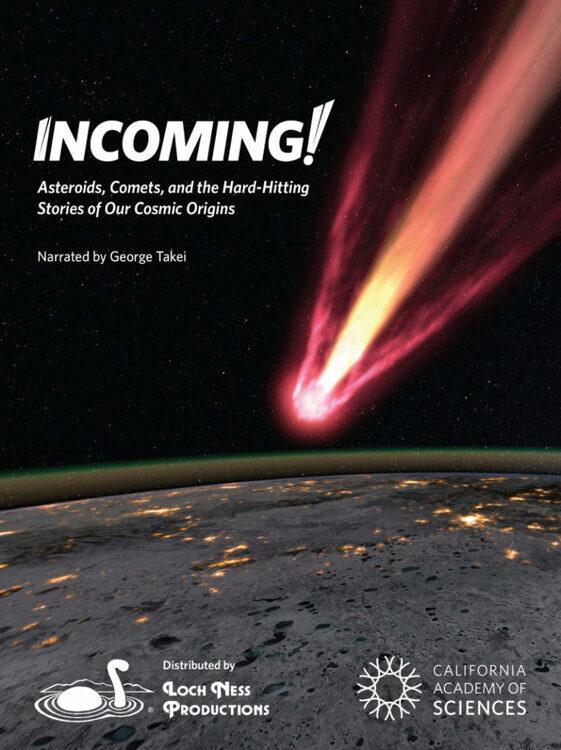 Incoming! Evening Planetarium Show