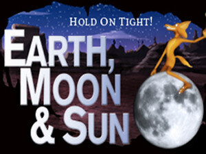 Earth, Moon, and Sun Daytime Planetarium Show