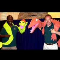 Rainbow Puppets Presents Amazon Adventures