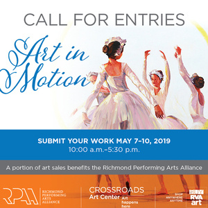 Call for Entries - Art in Motion