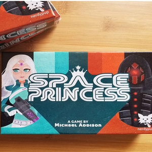 Space Princess: A Talk by Mike Addison