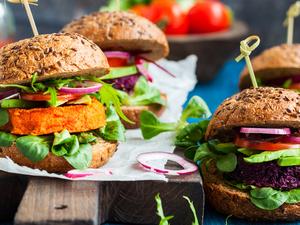 Go with Mixolo - The Vegan Burger Smackdown