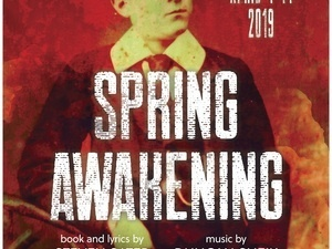 SPRING AWAKENING at Mary Moody Northen Theatre
